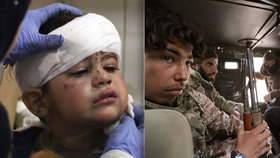 Konflikt v Sýrii pokračuje.