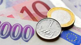 Většina Čechů euro jako domácí měnu nechce, ale jeho používání, třeba při cestách do zahraničí, se nebrání.