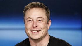 Mezi hlavní propagátory cest na Mars patří vizionář Elon Musk