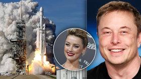 Ze šikanového chlapce miliardářem: Elon Musk utekl z domova, zplodil 6 dětí a dobyl vesmír. Uprostřed jeho zatím poslední přítelkyně Amber