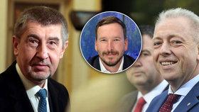 Babiš bude vládnout s ČSSD, predikuje politolog Kubáček.