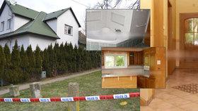 Pro místní je záhadou, jak si rodina mohla dovolit pronajímat zrekonstruovanou třípatrovou vilu.