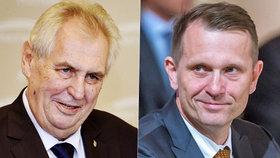 Soukup měl před volbami nadržovat Zemanovi. Rada zahájila s televizí Barrandov řízení