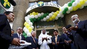 Muslimská banka KT Bank v Německu