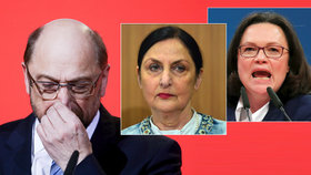 Německé sociální demokraty poprvé povede žena. Sestra ex-předsedy: Vedení strany je hadí jáma!