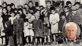 Romský koncentrační tábor v Letech u Písku: Co o něm před lety řekl Klaus?