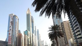Město rekordních mrakodrapů: V Dubaji otevřeli nejvyšší hotel světa.
