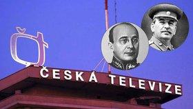 Česká televize porušila podle Rady pro rozhlasové a televizní vysílání (RRTV) zákon odvysíláním ruského seriálu Zapomenutí vůdci zlehčujícího stalinistické čistky