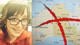 Americká studentka napsala, že Austrálie je země. Profesor jí to škrtnul.