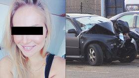 Auto, ve kterém zemřela misska Nikol, řidil její přítel?! Nebyl to blbeček, co se předvádí, tvrdí kamarád