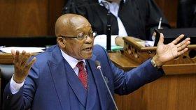 Jacob Zuma, prezident Jihoafrické republiky