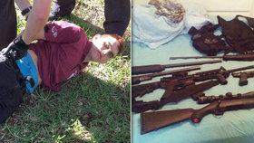 Střelec z Floridy hrozil vražděním na Youtube, FBI o tom prý věděla