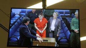 Soudkyně odmítla mladého vraha pustit na kauci, na svědomí má mít 17 životů.