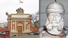 Socha Viléma I. bude vystavena v městečku Wesel.