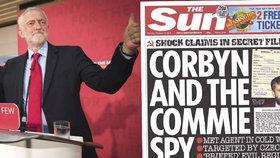 Jeremy Corbyn (Labour Party) se v 80. letech údajně scházel s československou StB.
