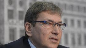 Ministr průmyslu a obchodu v demisi Tomáš Hüner (za ANO)
