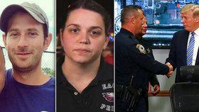 Studenti ze střední školy na Floridě mají své hrdiny.
