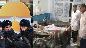 """""""Alláh je velký."""" Ke střelbě v Rusku se přihlásil ISIS, islamisté zabili 5 lidí"""
