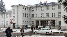 Kvůli chřipce platí v řadě českých nemocnic zákaz návštěv.