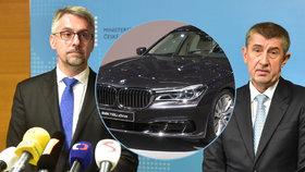 Ministr vnitra Lubomír Metnar má od premiéra Andreje Babiše za úkol prověřit zakázku na nová policejní BMW, ve kterých mají jezdit politici.