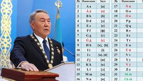 V Kazachstánu již po druhé během jednoho roku došlo ke změně jejich abecedy.