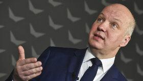 Pavel Fischer se po prezidentských volbách rozhodl kandidovat do Senátu