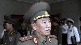 Generál Kim Jong-čchol