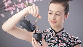Čajový rituál proti stresu