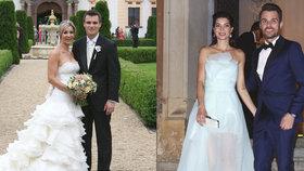 VELKÉ SROVNÁNÍ svateb Leoše Mareše: První za 4 miliony, druhá úsporná!