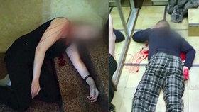 Brutální vražda zámožné rodiny: Nafingovala ji policie, aby nachytali vraha!