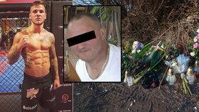 Tragická nehoda zápasníka MMA Kohouta: Se zesnulým Jirkou se loučila rodina. Tatínku, navždy tě budem milovat.