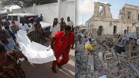 Islamisté zaútočili na prezidentský palác: Zavraždili 38 lidí