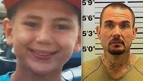 Třináctiletý chlapec byl odporným způsobem týrán, znásilněn a zabit přítelem své matky.