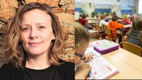 Zrušme povinnou školní docházku, vyzývá aktivistka. Pokud děti na základku nechtějí, ať nechodí.