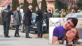 Vrahovi Jána Kuciaka se zasekávala zbraň. Stejné náboje jako střelec používají i ozbrojené složky.