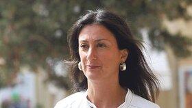 Maltská novinářka Daphne Caruanová Galiziová.