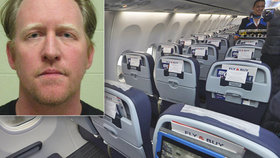 Mariňák, který zabil Usámu bin Ládina se tak opil, že ho policie musela vyhodit z letadla.