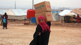 Sexuální vykořisťování v Sýrii: Humanitární pomoc jedině výměnou za sex.