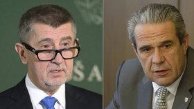Premiér v demisi Andrej Babiš (ANO) chce odchod šéfa GIBS Michala Murína. GIBS kontroluje činnost policie, Babiš je policií stíhán pro podezření z dotačního podvodu.