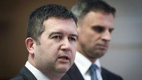 Hamáček a Zimola (ČSSD) jednali s vyjednávacím týmem ANO včetně Andreje Babiše.