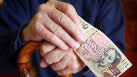 Babišova vláda chce růst důchodu financovat z privatizačních fondů.