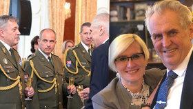 Návrh na jmenování Opaty Šlechtová předem projednala s prezidentem Milošem Zemanem.