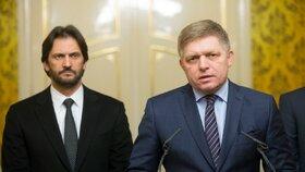 Ministr vnitra Kaliňák oznámil rezignaci