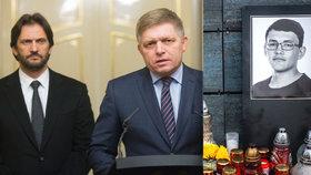 Kvůli vraždě Jána Kuciaka roste na Slovensku tlak i na slovenského ministra vnitra Ficovy vlády Kaliňáka