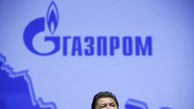 Alexey Miller, CEO společnosti Gazprom