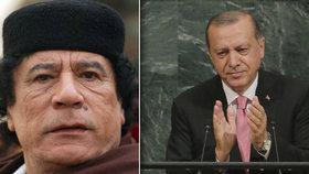 Podobně jako kdysi Kaddáfí chce být Erdogan v Africe vůdcem – alespoň pro muslimy.