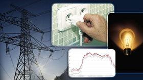 Česko mělo kvůli mrazům velkou spotřebu elektřiny.