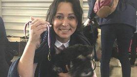 Heidi Janků po smrti manžela zase šťastná! Úsměv jí vrátila medaile