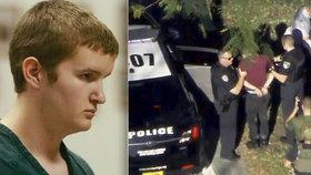 """USA: Bývalý """"školní střelec"""" pochválil z vězení studenty za snahu hlídat prodej zbraní"""
