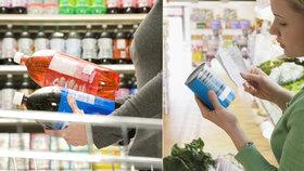 Umíte číst etikety potravin?